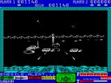 3D Lunattack ZX Spectrum Two missiles launched!!!