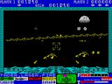 3D Lunattack ZX Spectrum Balls everywhere!