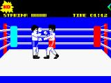 KnockOut! ZX Spectrum (a few moments after the sounds of punching a keyboard + glass crashing + the neighbour asking if everything's alright emerge outlining what the player was feeling deep within his soul)