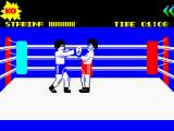 KnockOut! ZX Spectrum (slow motion + <i>Eye of the Tiger</i>) (PAUSE)<BR>