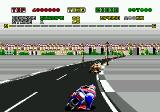 Super Hang-On Genesis Great curve