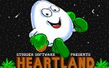 Heartland Atari ST Title screen