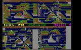 Heartland Atari ST The complete game map can be shown