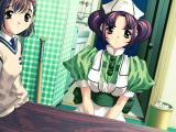 Private Nurse Windows Ayano doesn't look too happy about this situation
