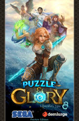 Puzzle & Glory Android Title screen