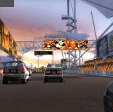 Need for Speed: ProStreet PlayStation 2 The start of a game in Career Mode<br>