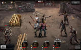 The Walking Dead: Road to Survival Android This combat sequence has obstacles, for instance preventing the effectiveness of melee attacks.
