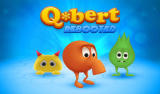 Q*bert: Rebooted Android Title screen