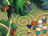 Rugrats in Paris: The Movie Windows CoCo's henchman is blocking access to this area of the game, better go somewhere else