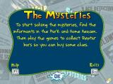 Rugrats: Mystery Adventures Windows The instructions for the game