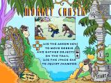 The Wild Thornberrys: Rambler Windows Debbie's Monkey Chaser<br>All games start with a screen that explains the controls