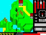 Cyclone ZX Spectrum Giant's Gateway: Trees and, and trees.