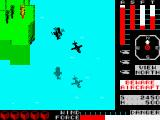 Cyclone ZX Spectrum Aerial  traffic.