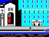 Ghostbusters ZX Spectrum - 'Thou Shalt Not Pass' you puny squalid ant!!<br>