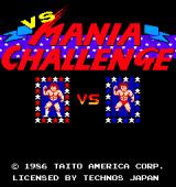 Mania Challenge Arcade Title screen