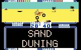 ATV Simulator Commodore 64 Sand duning