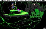 Quest for Glory II: Trial by Fire DOS You have been deceived by Ad Avis!