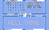 ATV Simulator Commodore 64 Well done, enter your name in the high scores