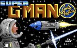 Super G-Man Commodore 64 Loading screen