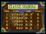 Shanghai: Triple-Threat Arcade Top 5 rank in Classic Shanghai