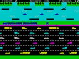 Hopper ZX Spectrum A relatively safe spot to take a breath.