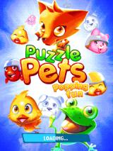 Puzzle Pets: Popping Fun J2ME Loading screen