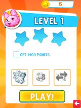 Puzzle Pets: Popping Fun J2ME Level objectives