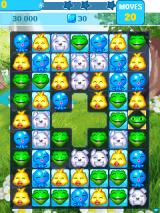 Puzzle Pets: Popping Fun J2ME Ice blocks