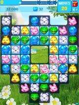 Puzzle Pets: Popping Fun J2ME +3 tiles give extra moves