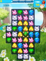 Puzzle Pets: Popping Fun J2ME Timed level