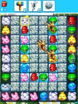Puzzle Pets: Popping Fun J2ME Bees attacking