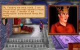 King's Quest II: Romancing the Stones Windows From the intro: Graham is troubled