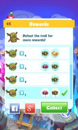 Puzzle Pets Android Troll rewards