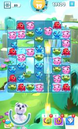 Puzzle Pets Android Clearing a column