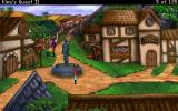 King's Quest II: Romancing the Stones Windows Many of the screens are entirely new, like the town of Kolyma