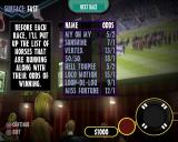 Hard Rock Casino PlayStation 2 The tutorials are comprehensive and easy to follow. This is one of the screens from the Horse Racing tutorial