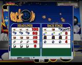 Hard Rock Casino PlayStation 2 On all slot machines L1 shows the pay-out table