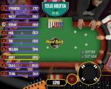 Hard Rock Casino PlayStation 2 There are five kinds of poker in the Hard Rock Casino, they can be played in Tournament mode or Standard mode. Standard mode has five different sets of table limits