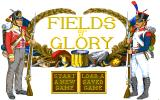 Fields of Glory Amiga Title screen