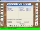 MVP Spades Deluxe Windows The game keeps records of games won/lost by each player