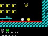 VENOM Strikes Back ZX Spectrum Using Penetrator.