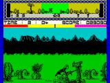 Legend of the Amazon Women ZX Spectrum - The next time you'll tell my father I'd stole an apple from his orchard, I'll rip your throat and make you a <i>Sicilian Tie</i> with that bifid tongue of yours.