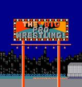 Tag Team Wrestling Arcade Title screen (Technos Japan release)