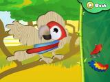Animal Puzzle: Drag 'n' Drop iPad You can drag and drop multiple puzzle pieces at once