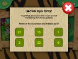 Animal Puzzle: Drag 'n' Drop iPad Test for grown ups so the toddler cannot accidentally buy full version