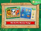 Animal Puzzle: Drag 'n' Drop iPad Farm theme and sea theme are available only in pro version