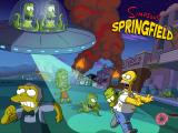 The Simpsons: Tapped Out iPad Splash screen Treehouse of Horror XXV Event