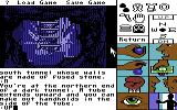 Tass Times in Tonetown Commodore 64 End of tunnel