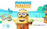 Minions Paradise Android Title and loading screen