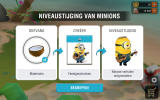 Minions Paradise Android Next to the interactive tutorial the basic actions are also explained through a series of panels (Dutch version).